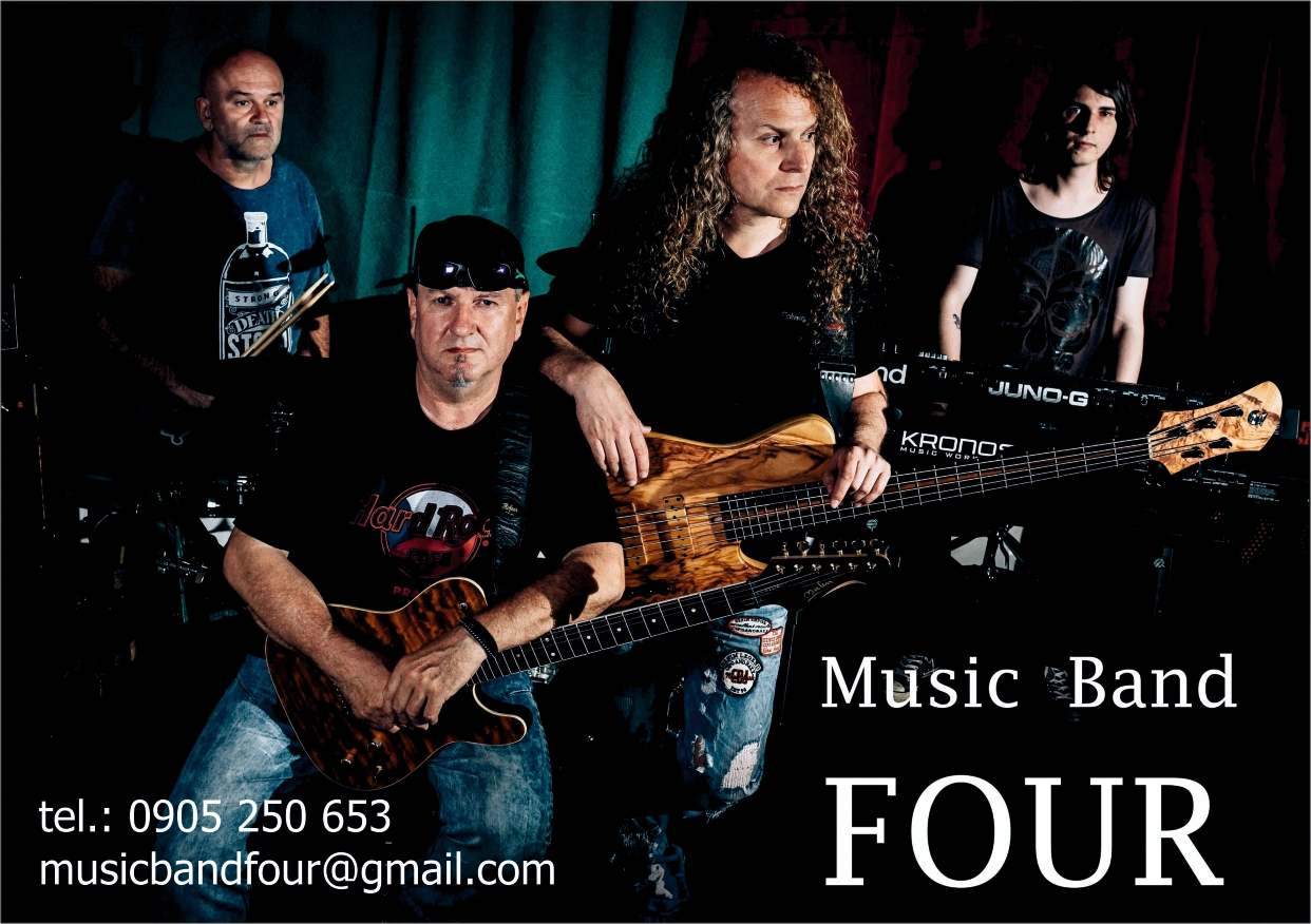 Music Band Four